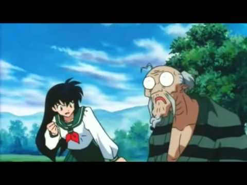 inuyasha funny moments part 1
