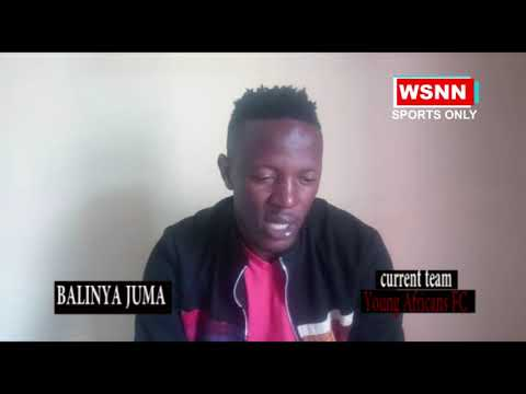 BALINYA JUMA INTERVIEW AFTER SIGNING FOR YOUNG AFRICAN  2019