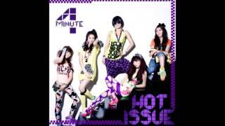 포미닛(4minute) Hot Issue(핫이슈)  (가사 첨부)