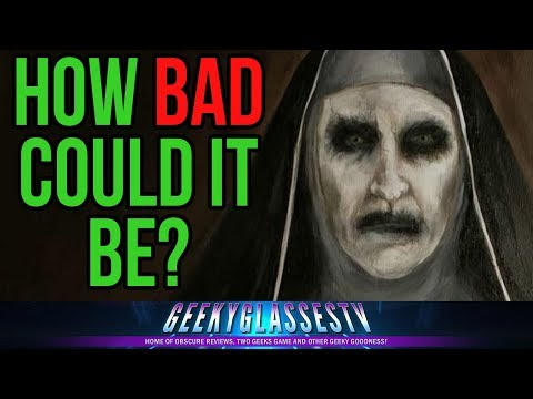 The Nun Horror Movie Review – How Bad Could it Be?