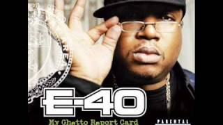 E-40 Happy To Be Here