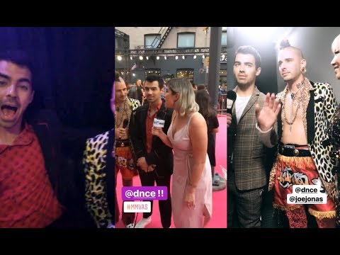 DNCE at the 2017 iHeartRadio MuchMusic Video Awards in Toronto, Canada