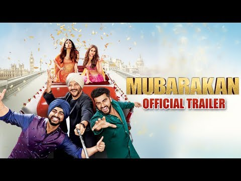 Download Mubarakan | Official Trailer | Anil Kapoor | Arjun Kapoor | Ileana D'Cruz | Athiya Shetty HD Video
