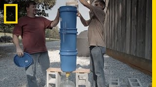 Doomsday Prepper Tips: Water Filter | Doomsday Preppers