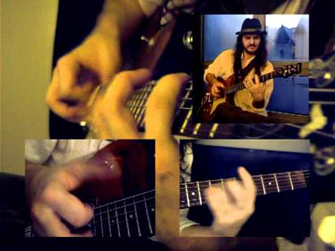 Peter Luha - solo guitar - Guitar Slap