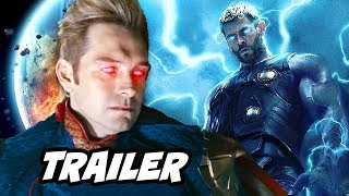 The Boys Season 2 Trailer - Stormfront First Look and Thor Easter Eggs Breakdown