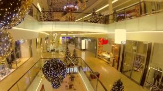 preview picture of video 'Weihnachten in den Erlangen Arcaden'
