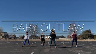 Baby Outlaw | Elle King | Cardio Dance Fitness