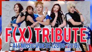 f(x) (에프엑스) - Music Evolution   2009 - 2019 #ThankYouSulli