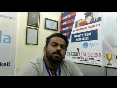 CAREER SUCCESS NO.1 INSTITUTE IN J&K