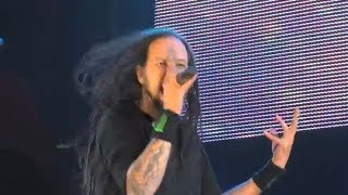 Korn Live   Falling Away From Me @ Sziget 2012