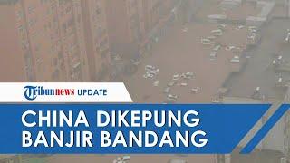 Banjir Bandang Landa China, 12 Orang Dinyatakan Tewas Terjebak dan Terendam di Kereta Bawah Tanah