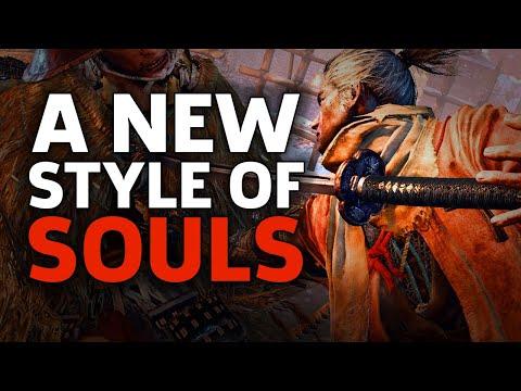 Sekiro: Shadows Die Twice Is Reimagining Dark Souls | E3 2018 Gameplay Impressions