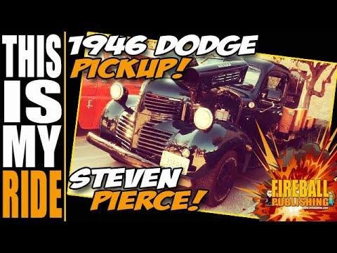 WATCH! Steven Pierce's 1946 DODGE PICKUP is saaaweeet! – THIS IS MY RIDE 6