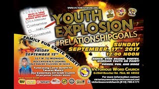 Victorious Word Church Youth Explosion 2017