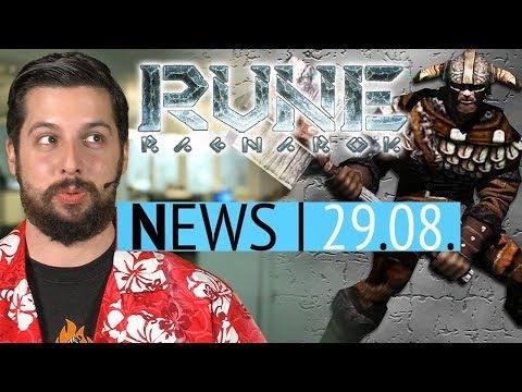 Rune Ragnarok angekündigt - Bezahlmods »Creation Club« für Fallout 4 auf Steam - News