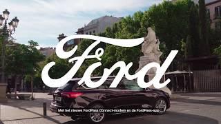 Activeer het FordPass modem