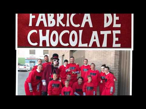 Disfraz/Costume Charlie Y La Fábrica De Chocolate/ Charlie And The Chocolate Factory