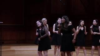 No Air (opb. Jordin Sparks & Chris Brown) - The Harvard Fallen Angels A Cappella Cover