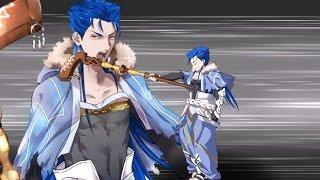 Cu Chulainn  - (Fate/Grand Order) - Fate/Grand Order - Caster Cú Chulainn Noble Phantasm