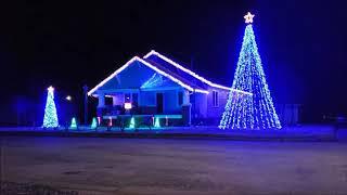 Lights on Park Street 2018 - Run Rudolph Run