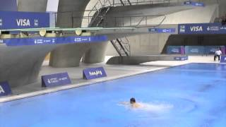 FINA WORLD DIVING CUP MEN'S 3M SPRINGBOARD FINAL
