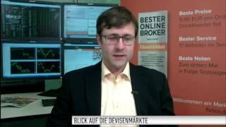 Devisenexperte Wiedemann: Die großen Investoren glauben an weiteren Euro-Höhenflug