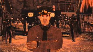Fallout New Vegas Indepedent Ending. Perfect 100% Full Game Ending