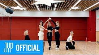 """ITZY """"Not Shy"""" Stage Practice"""