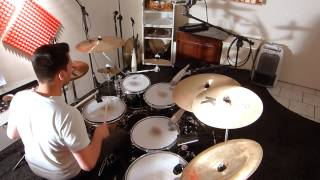 Groove Drum Solo Re-recorded!