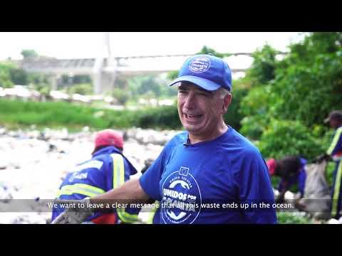 Jornada de Limpieza del Río Ozama