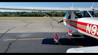 Cessna 150 Coast to Coast flight!!! Part 1/3