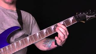 God Of Forbidden Light Guitar Tutorial by Dissection