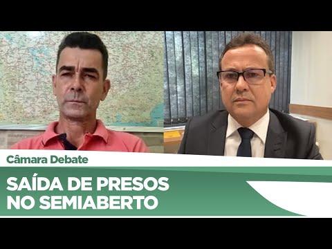 Deputados debatem saída temporária de presos no regime semiaberto - 04/03/21