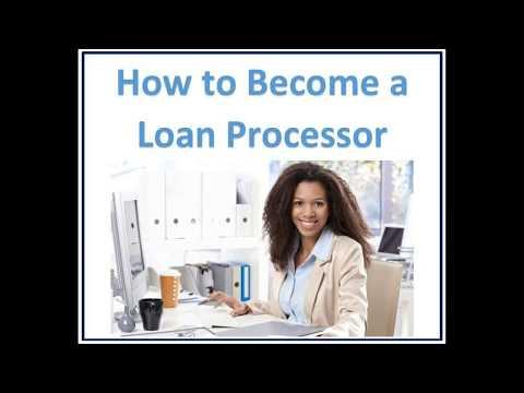 How to Become a Loan Processor - 3 Steps - YouTube