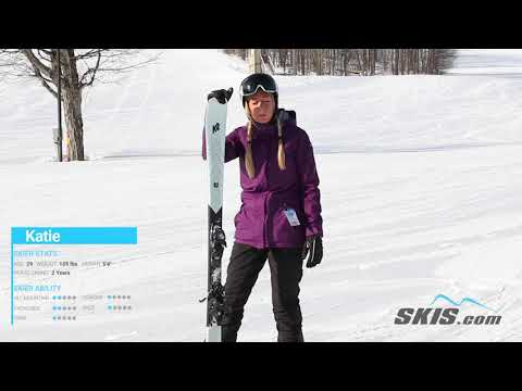 Video: K2 Anthem 75 Skis 2021 12 40