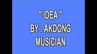 Akdong Musician (AkMu) - Idea (Lyrics)