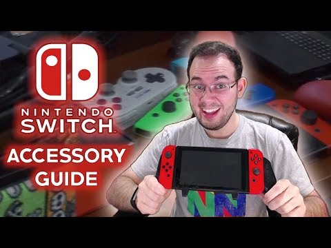 NINTENDO SWITCH ACCESSORIES - The Good, Bad, and Bizarre!