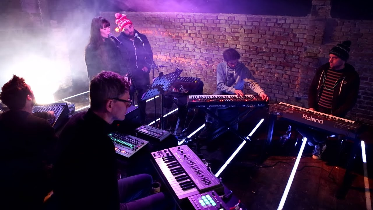 dOP and Rework - Live @ EB.TV Sessions 2016