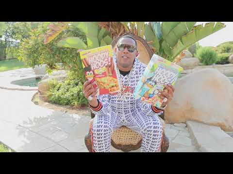 MASTER P IS TAKING THE GROCERY STORES BY STORM WITH UNCLE P'S HOODY HOOS CEREAL