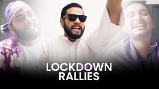 What if the Lockdown never ended | Bonus Episode | Political Rallies - Gehan Blok & Dino Corera