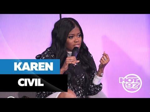 Karen Civil on Complex Show, Being an Entrepreneur + Funk Flex