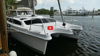 Used Sail Catamarans for Sale 2016 Legacy 35