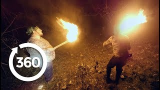 Hunting Bigfoot (360 video)