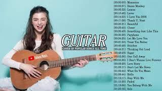 Top 40 Guitar Covers Of Popular Songs 2020 - Best Instrumental Music 2020