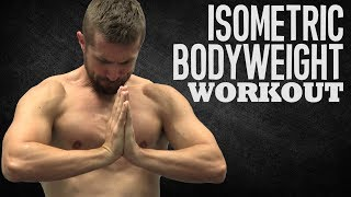 15 Minute Isometric Bodyweight Workout (9 Exercises) by Criticalbench