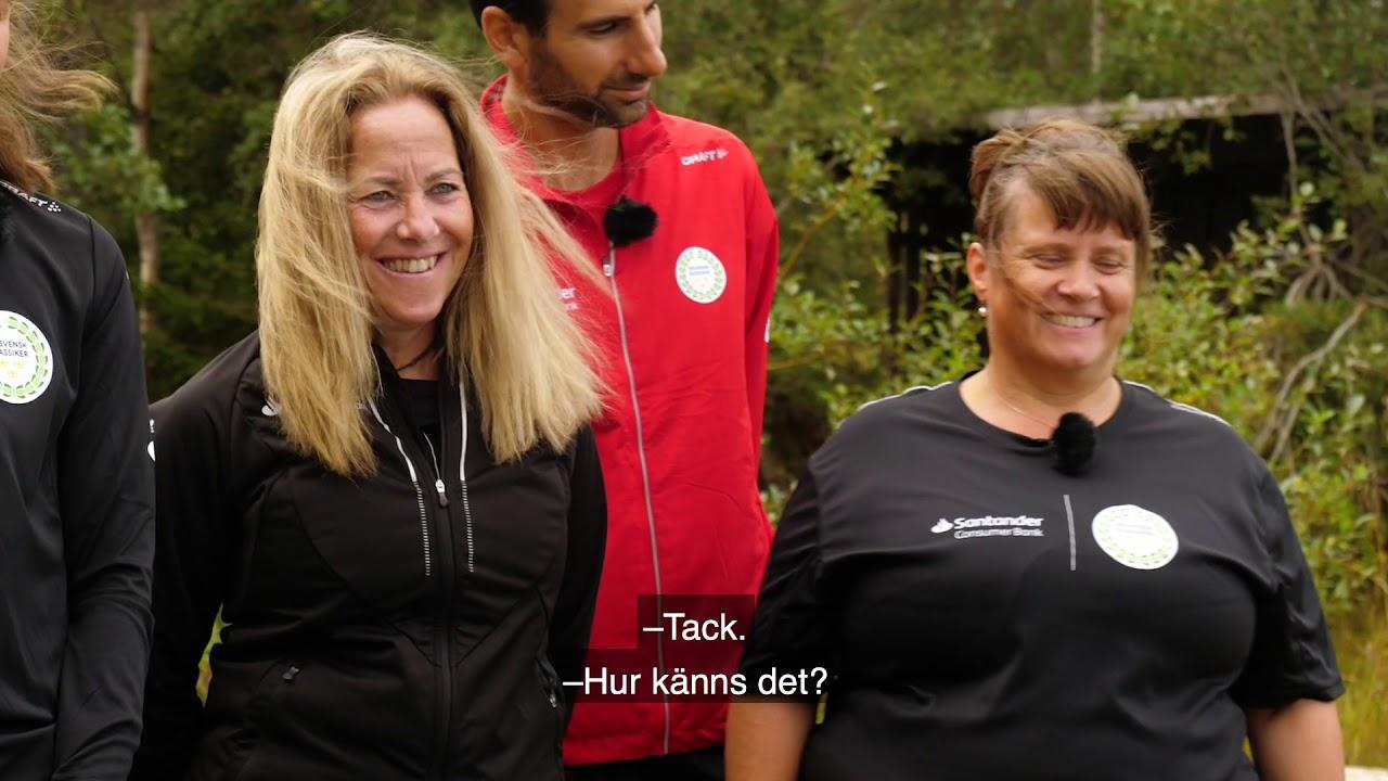 AVSNITT 8 – Spring bara spring Träningen inför Lidingöloppet har inte varit helt oproblematisk för deltagarna som samlas för ett sista träningsläger. Kan Johan Olsson ingjuta nytt självförtroende i gruppen?