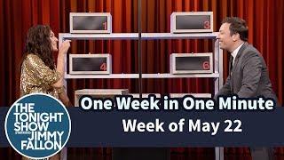 One Week in One Minute