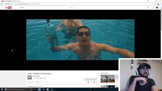 JAZN   BOMBAY [ Official Video ] [Reaction]