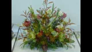 preview picture of video 'Banstead Horticultural Society - Spring Show 2015 (Floral Arrangements)'